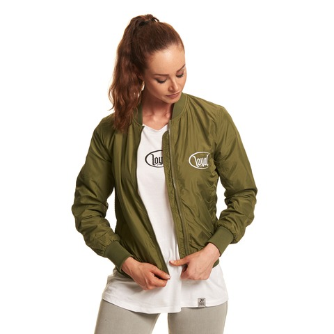 Loyal Circle White von Kontra K - Light Bomber Girl jetzt im Loyal Shop