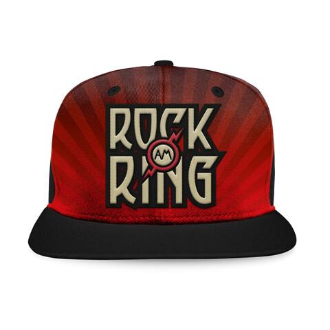 Logo n Stripes von Rock am Ring Festival - Cap jetzt im My Festival Shop Shop