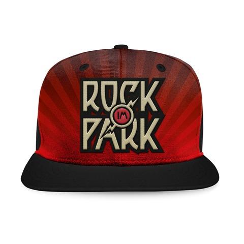 Logo n Stripes von Rock im Park Festival - Cap jetzt im My Festival Shop Shop