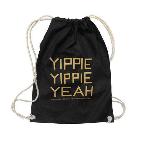Yippie Yippie Yeah Gold von Deichkind - Gym Bag jetzt im Deichkind Shop