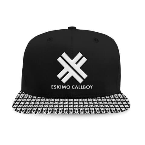X Logo von Eskimo Callboy - Cap jetzt im Eskimo Callboy Shop