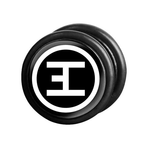Black and White Logo von Eskimo Callboy - Fakeplugs jetzt im Eskimo Callboy Shop