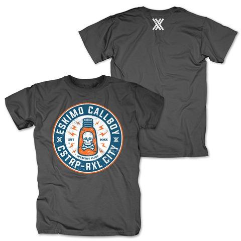 Poison von Eskimo Callboy - T-Shirt jetzt im Eskimo Callboy Shop
