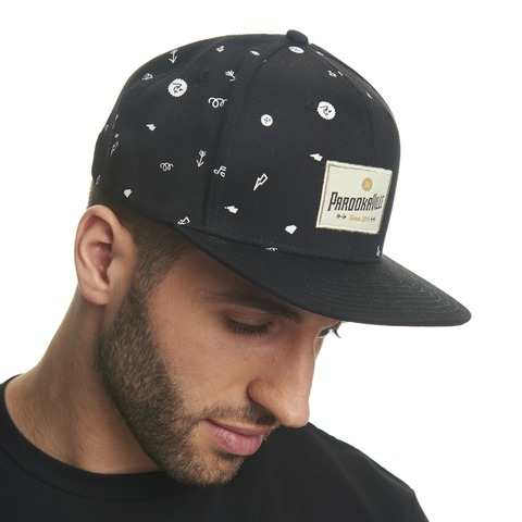 Iconic Label von ParookaVille Festival - Cap jetzt im ParookaVille Shop