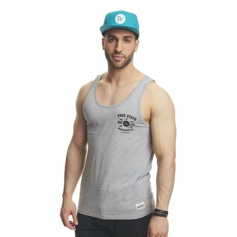 Pocket Label von ParookaVille Festival - Tank Shirt Men jetzt im My Festival Shop Shop