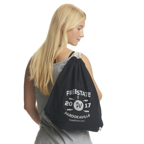 Pocket Label von ParookaVille Festival - Gym Bag jetzt im ParookaVille Shop