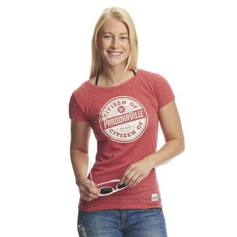 Citizen of 2017 von ParookaVille Festival - Girlie Shirt jetzt im ParookaVille Shop