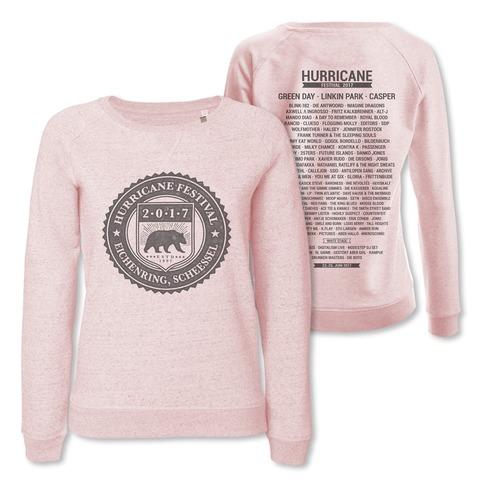 College Badge von Hurricane Festival - Girlie Sweater jetzt im My Festival Shop Shop