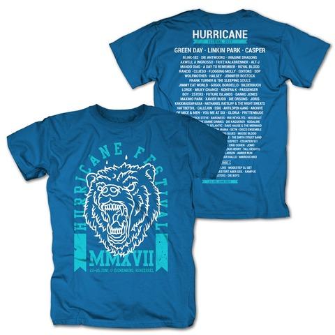 Scream von Hurricane Festival - T-Shirt jetzt im My Festival Shop Shop