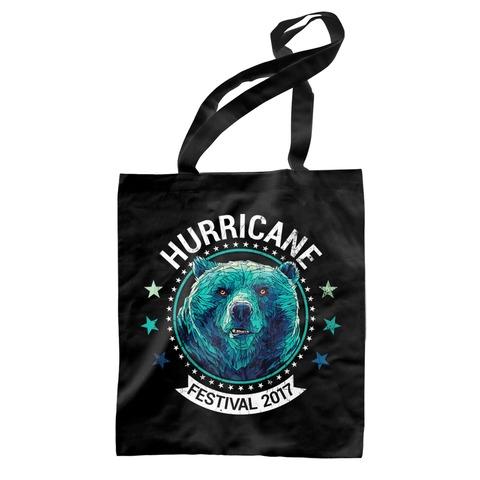 Circle Bear von Hurricane Festival - Record Bag jetzt im My Festival Shop Shop