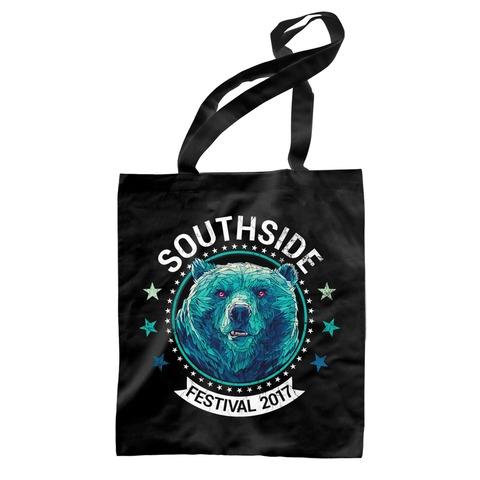 Circle Bear von Southside Festival - Record Bag jetzt im My Festival Shop Shop