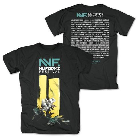 Nu Colored von Nu Forms - T-Shirt jetzt im My Festival Shop Shop