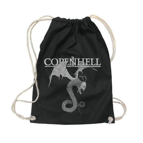 Dragon von Copenhell Festival - Gym Bag jetzt im My Festival Shop Shop