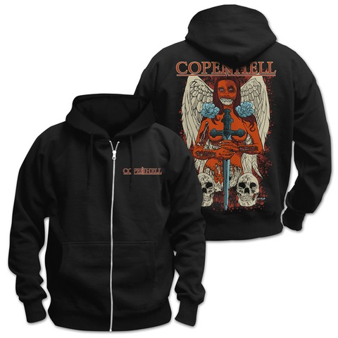 Angel of Death von Copenhell Festival - Kapuzenjacke jetzt im My Festival Shop Shop