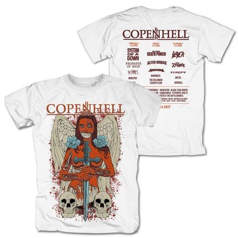 Angel of Death von Copenhell Festival - T-Shirt jetzt im My Festival Shop Shop