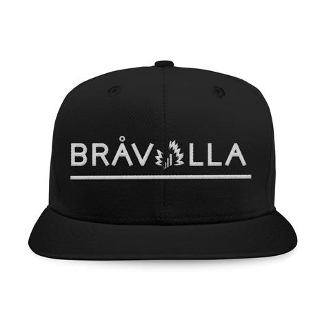 Bravalla Logo von Bravalla - Cap jetzt im My Festival Shop Shop