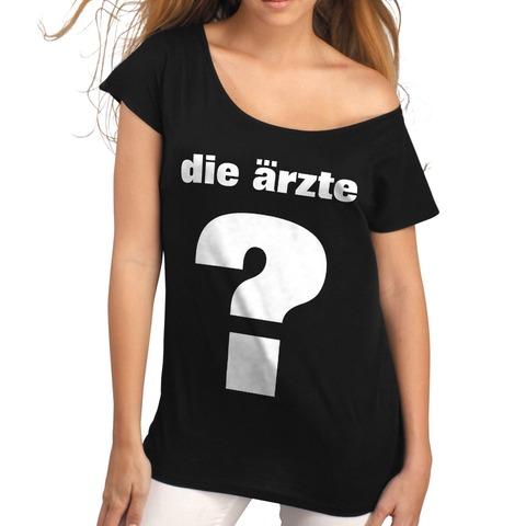 Hä? von die ärzte - Girlie Shirt jetzt im Bravado Shop