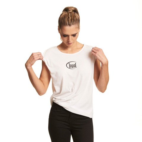 3 Languages von Kontra K - Girlie Shirt jetzt im Loyal Shop