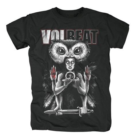 Ishtar von Volbeat - T-Shirt jetzt im Bravado Shop