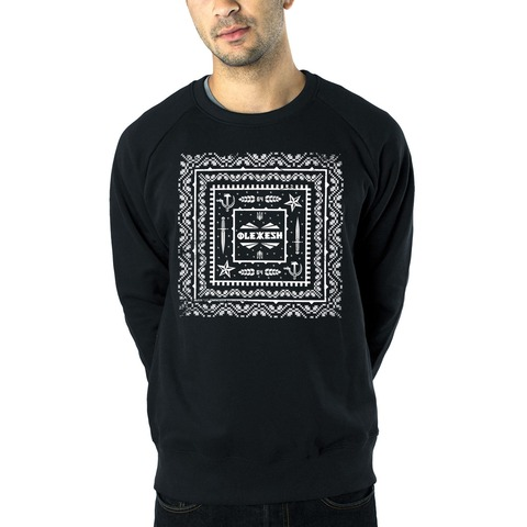 Bandana von Olexesh - Sweater jetzt im 385ideal Shop