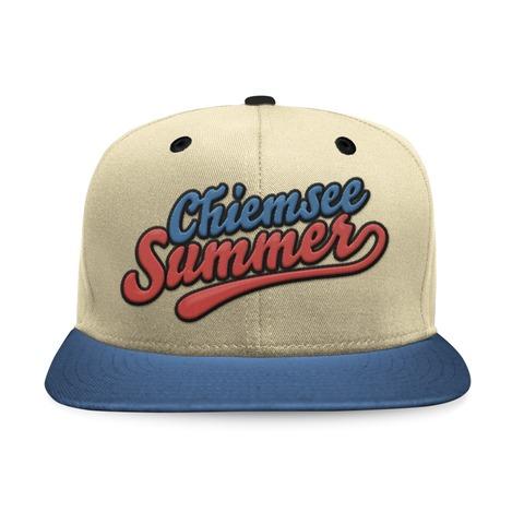 Swoosch Logo von Chiemsee Summer - Cap jetzt im My Festival Shop Shop