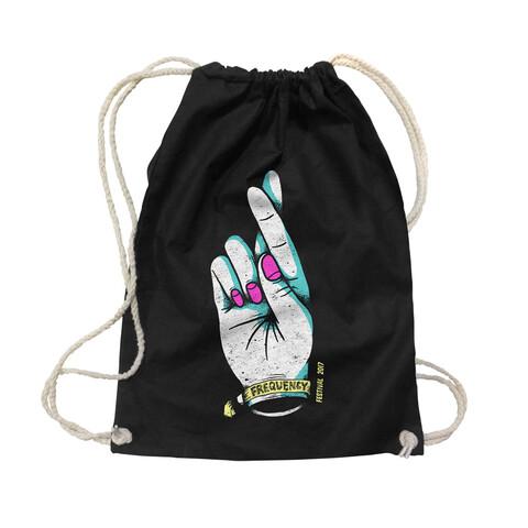 Lucky von Frequency Festival - Gym Bag jetzt im My Festival Shop Shop