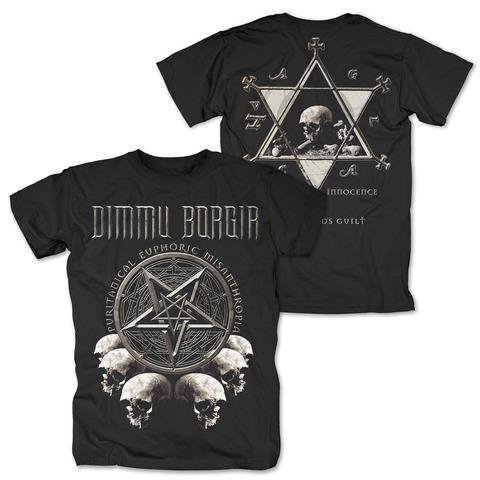 Mankind Innocence von Dimmu Borgir - T-Shirt jetzt im Bravado Shop