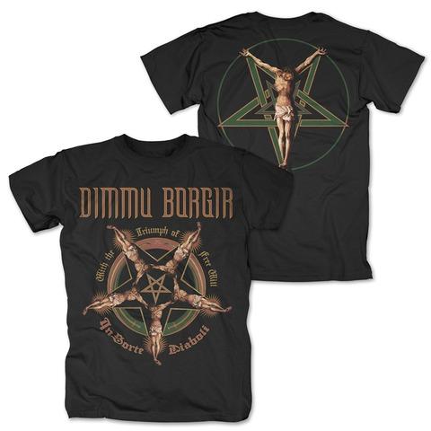 Free Will von Dimmu Borgir - T-Shirt jetzt im Bravado Shop