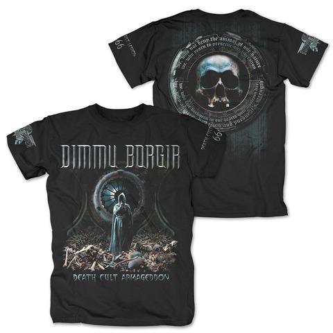 Death Cult Armageddon von Dimmu Borgir - T-Shirt jetzt im Bravado Shop