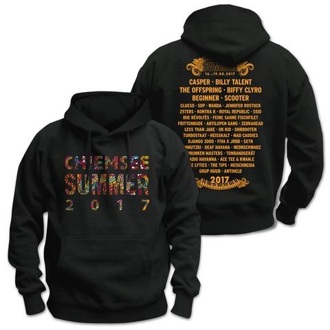 Stay Happy von Chiemsee Summer - Kapuzenpullover jetzt im My Festival Shop Shop