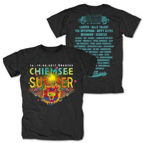 Party Lion von Chiemsee Summer - T-Shirt jetzt im My Festival Shop Shop
