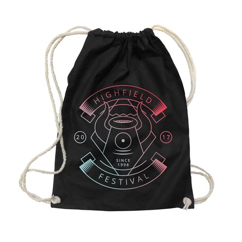 Line Art von Highfield Festival - Gym Bag jetzt im My Festival Shop Shop