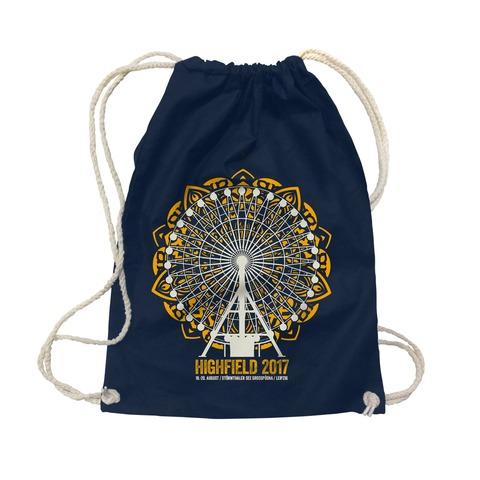 Big Wheel Mandala von Highfield Festival - Gym Bag jetzt im My Festival Shop Shop