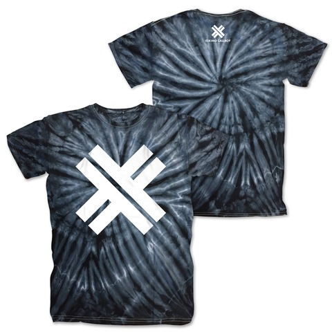 X Cyclone von Eskimo Callboy - T-Shirt Batik jetzt im Bravado Shop