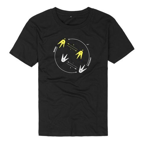Open Air Hamburg von Bosse - T-Shirt jetzt im Bravado Shop