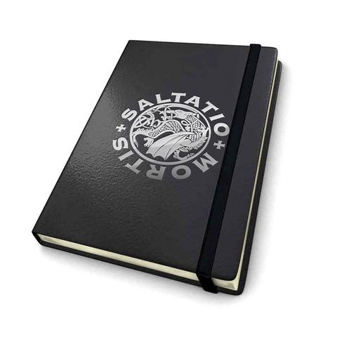 Silver Logo von Saltatio Mortis - Notizbuch jetzt im Bravado Shop