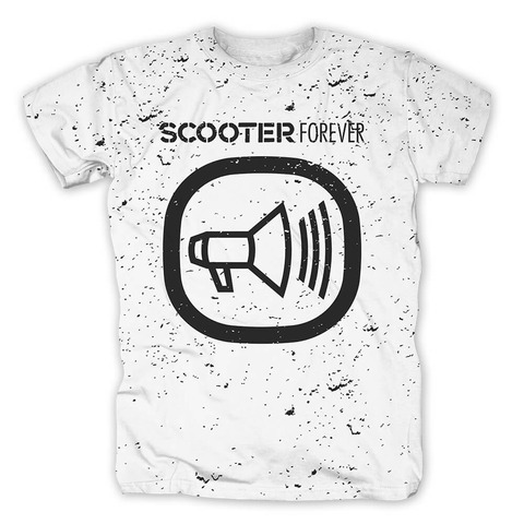 Scooter Forever Album Cover von Scooter - T-Shirt jetzt im Scooter Shop