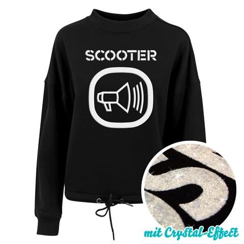 Logo von Scooter - Girlie Oversized Sweater jetzt im Bravado Shop