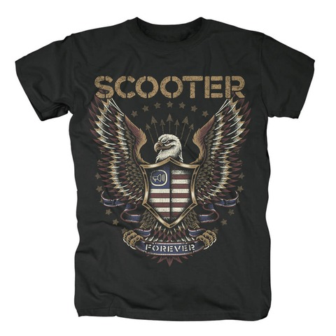 Wings Of Glory von Scooter - T-Shirt jetzt im Scooter Shop