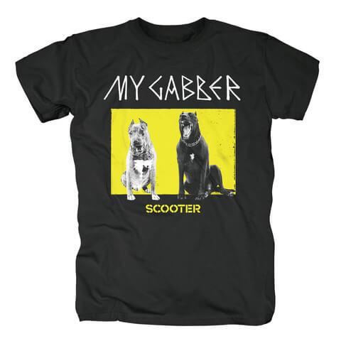 My Gabber von Scooter - T-Shirt jetzt im Bravado Shop