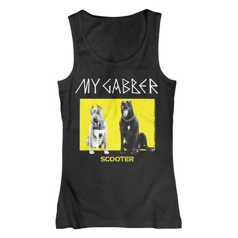 My Gabber von Scooter - Girlie Top jetzt im Bravado Shop