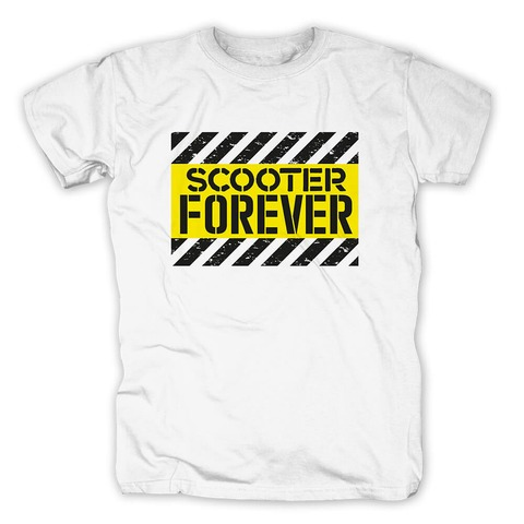 Scooter Forever von Scooter - T-Shirt jetzt im Scooter Shop