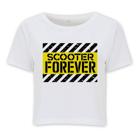 Scooter Forever von Scooter - Crop Top jetzt im Scooter Shop