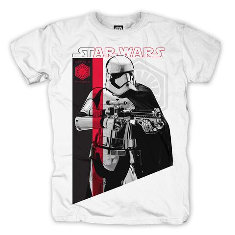 Captain Phasma von Star Wars - T-Shirt jetzt im Bravado Shop