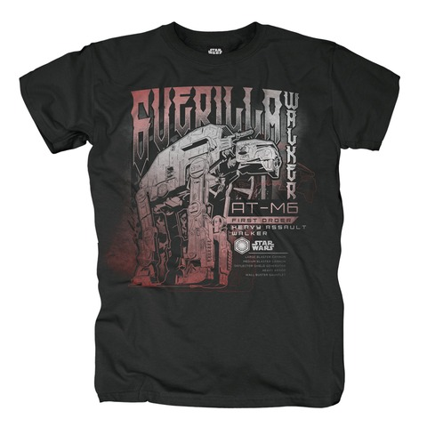 Guerilla Walker von Star Wars - T-Shirt jetzt im Bravado Shop