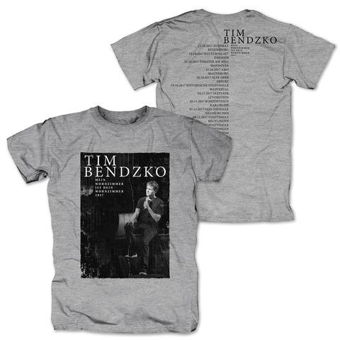 WoZiKo 2017 von Tim Bendzko - T-Shirt jetzt im Bravado Shop