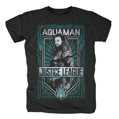 Aquaman von Justice League - T-Shirt jetzt im Bravado Shop