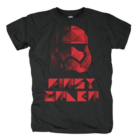 First Order Polygram von Star Wars - T-Shirt jetzt im Bravado Shop