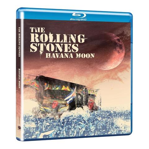 Havana Moon (Blu-Ray) von Rolling Stones,The - Blu-Ray Disc jetzt im Bravado Shop